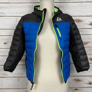 Gerry Soft Down Jacket with Hood
